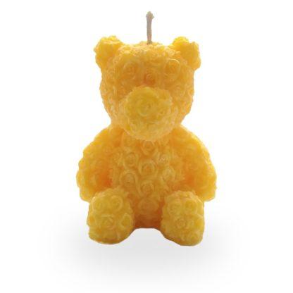 Lumanari parfumate in forma de ursulet. Pretabile pentru marturii nunta sau botez
